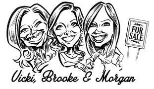 Vicki Anderson, Brooke Whitfield, Morgan Anderson