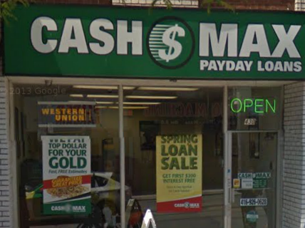 Cashmax Payday Loans