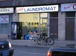 College Laundromat, Dry Cleaners & Laundry in Dufferin Grove