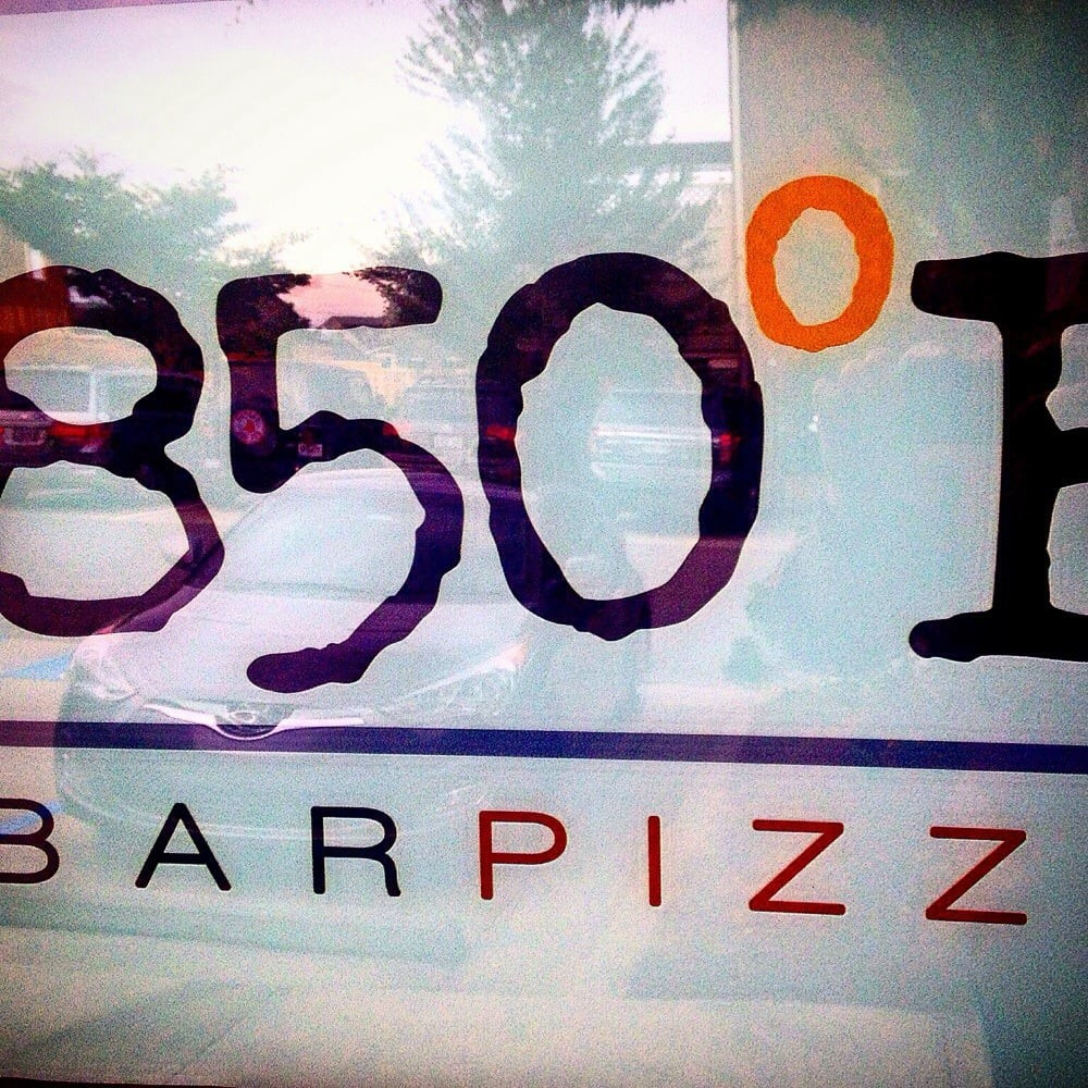850℉ Barpizza