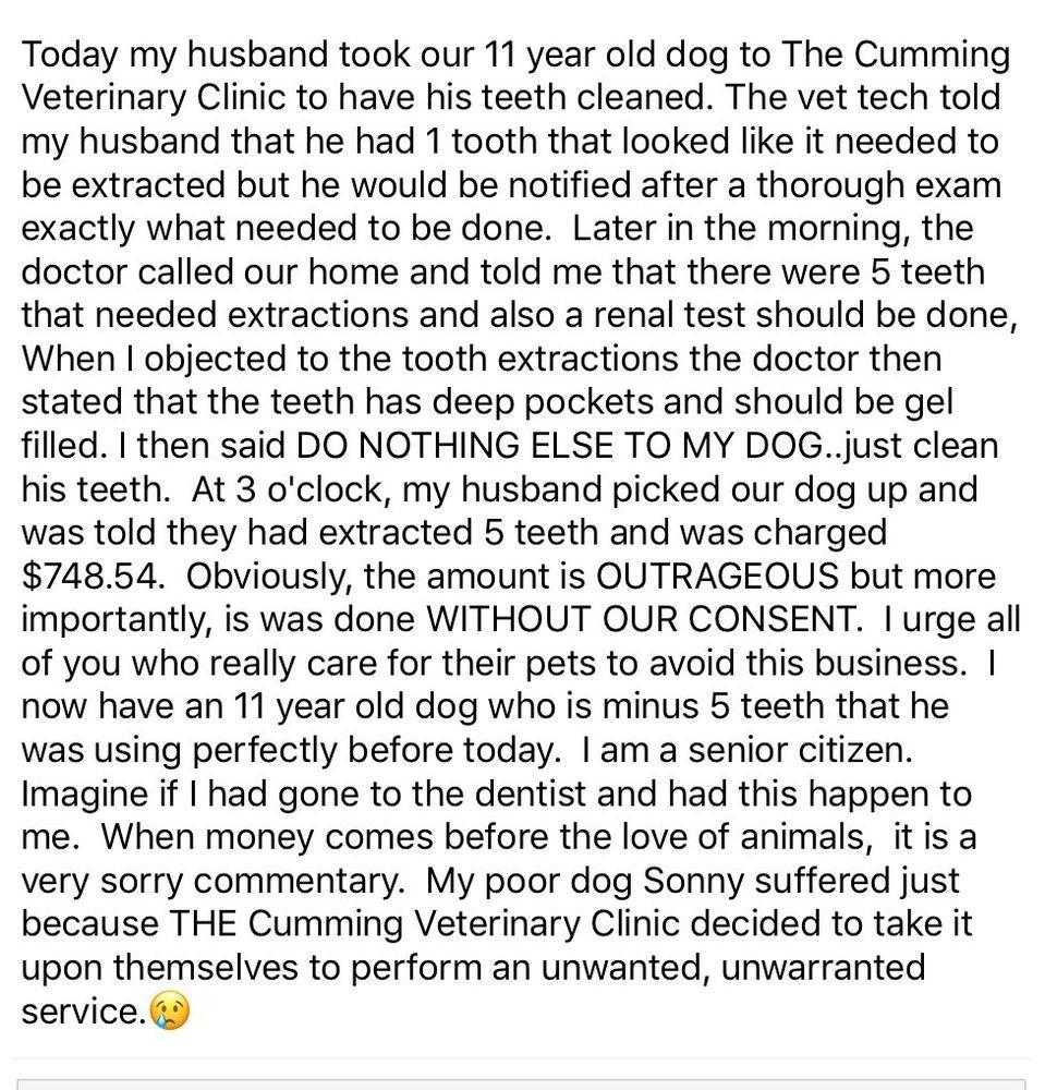 Cumming Veterinary Clinic
