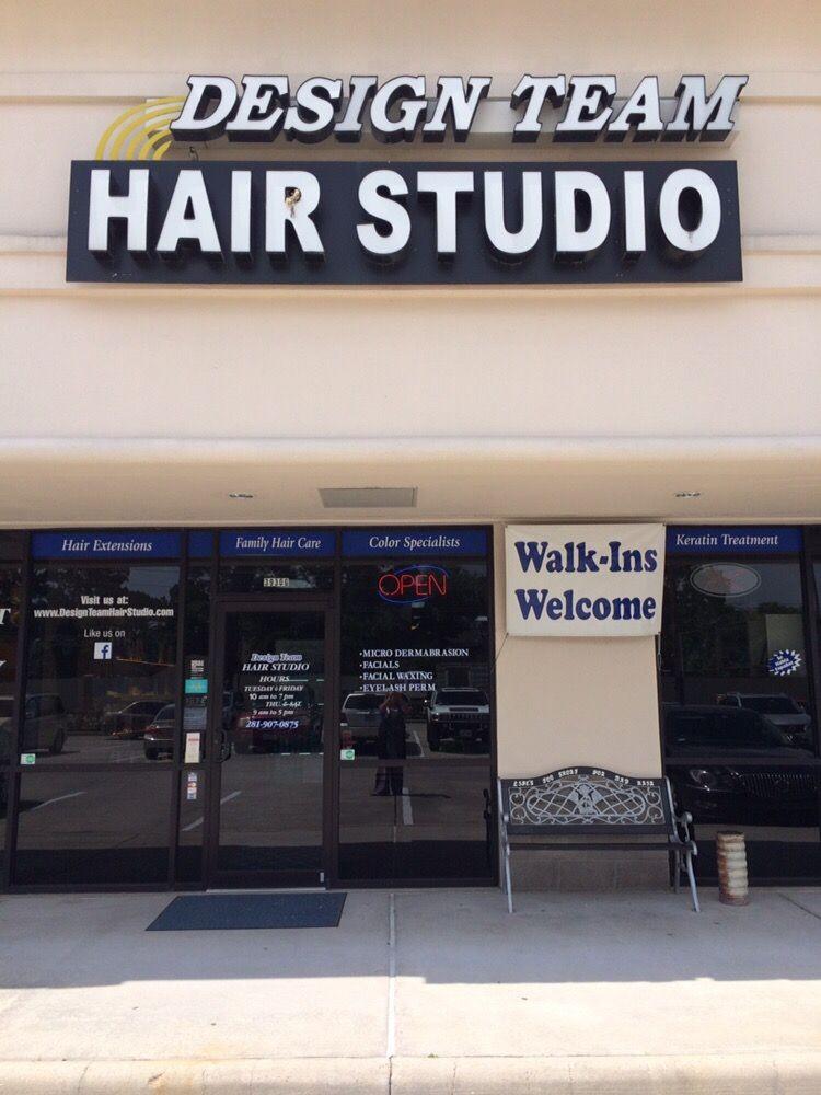 Design Team Hair Studio Hair In 77388 Parkbench