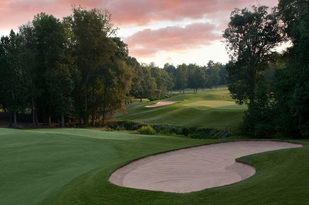 Trophy Club of Atlanta Golf Course