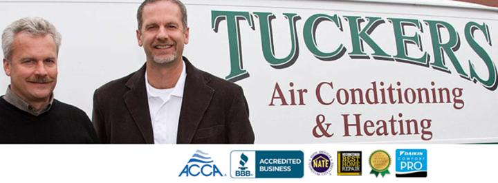 Tuckers Air Conditioning Heating Plumbing