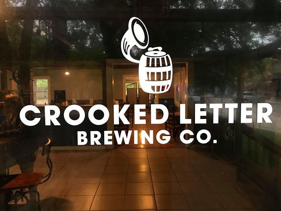 crooked letter brewing company, bars & pubs in ocean springs - parkbench