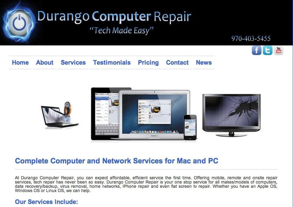 Durango Directory Businesses Schools And Organizations