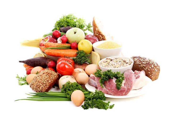 Мясная диета для детей