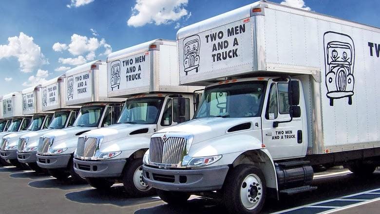 Two Men and a Truck Alpharetta