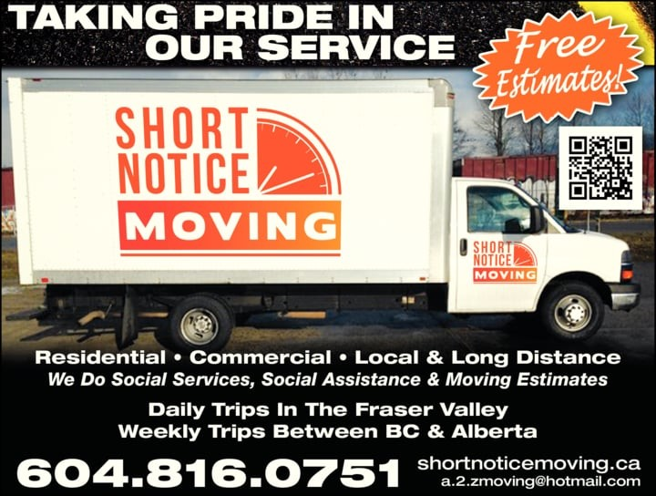 Short Notice Movers