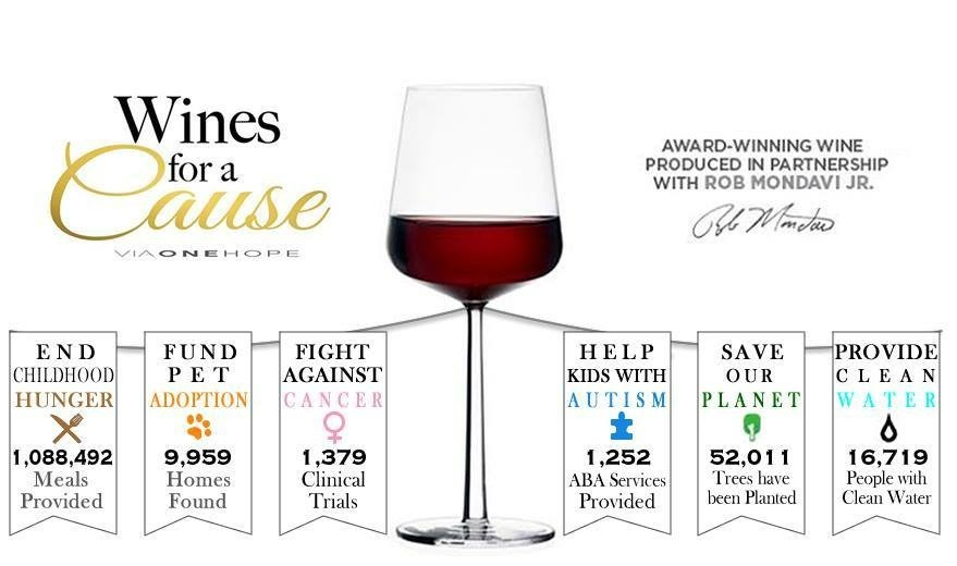 Meet Linda Colwell Director For Via One Hope Wine Sales