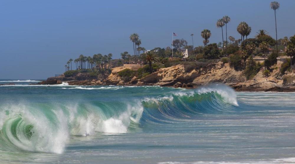 Things To Do In Laguna Beach Parkbench