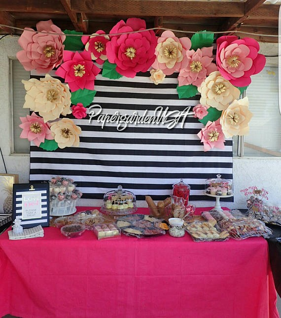 Bring your event to life with paper flowers parkbench bring your events to life with paper flowers that last a lifetime created using acid free card stock paper they never lose their shape or fade mightylinksfo
