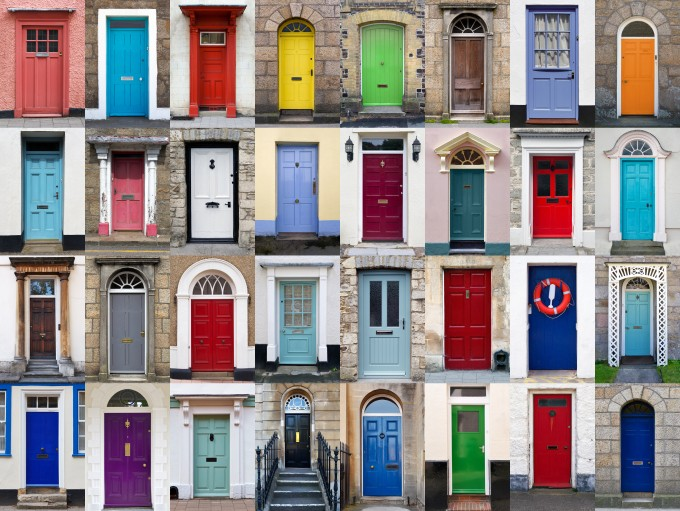It S About You And How Want To Be Viewed By The World With So Many Options Of Paint Almost Any Color Can Look Good On Your Front Door
