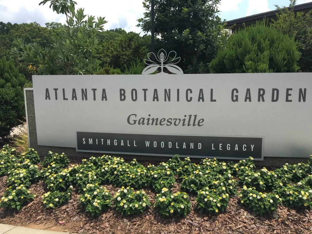The gardens gainesville georgia fasci garden - Botanical gardens gainesville ga ...