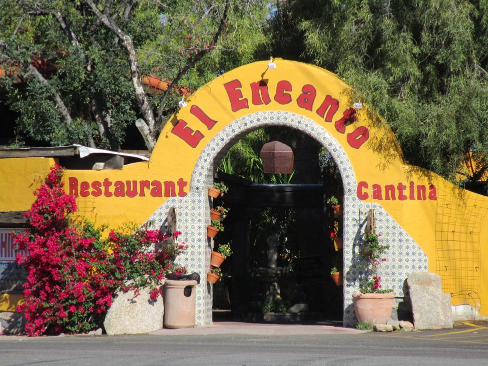 Mexican Restaurants In Cave Creek Arizona