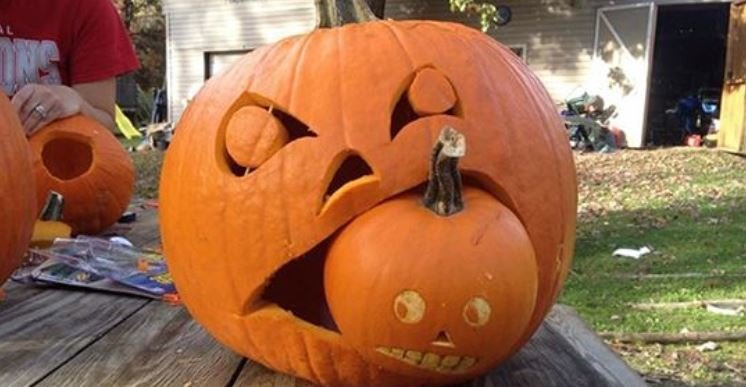24 super creative jack o lantern ideas you should try this rh parkbench com