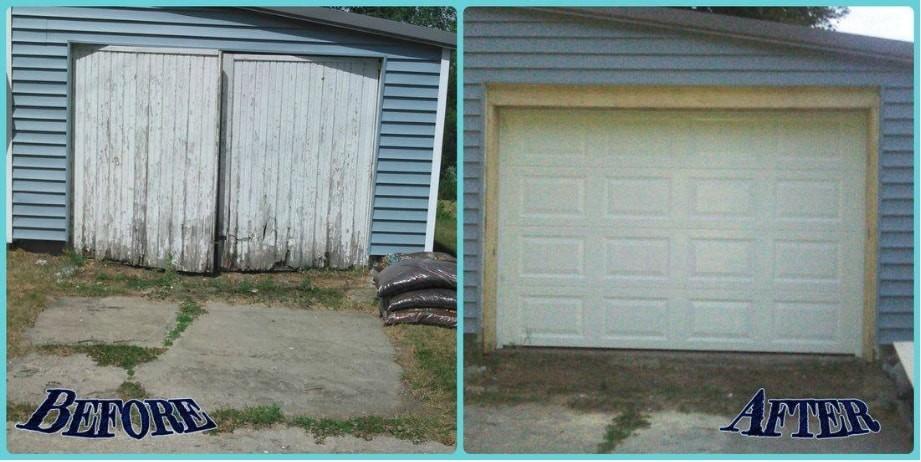 Get Professional Assistant For Your Garage Door Parkbench