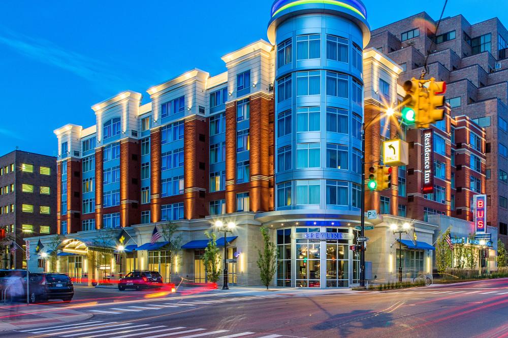 real estate bidding Ann Arbor Michigan United States
