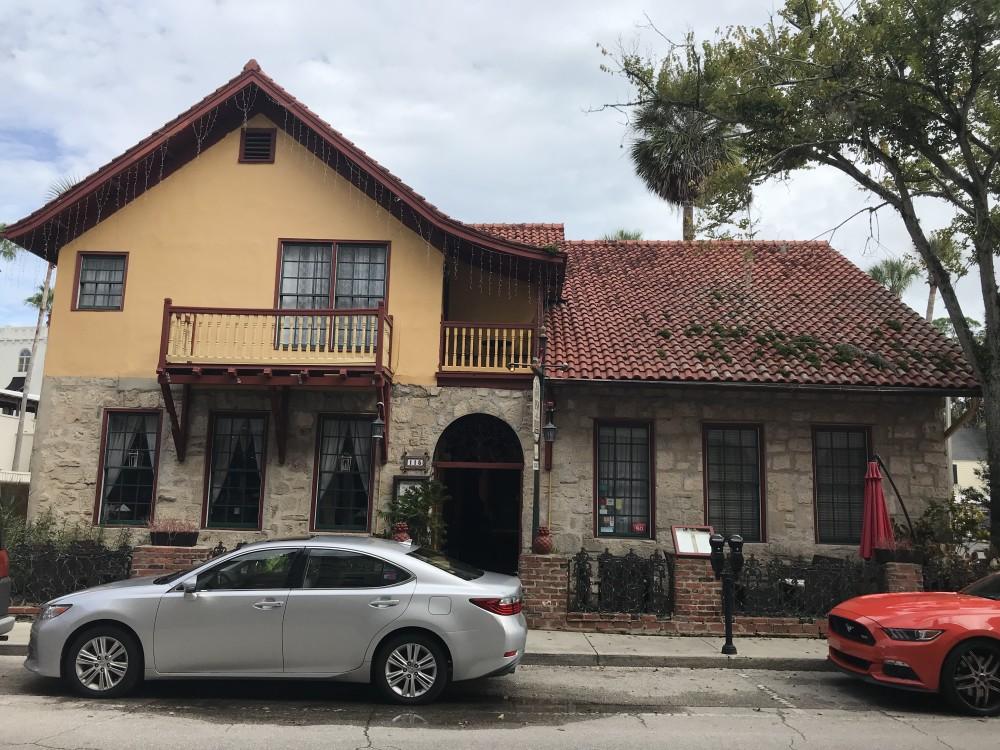 Meet Juan Solano Of Old City House Inn Restaurant Parkbench