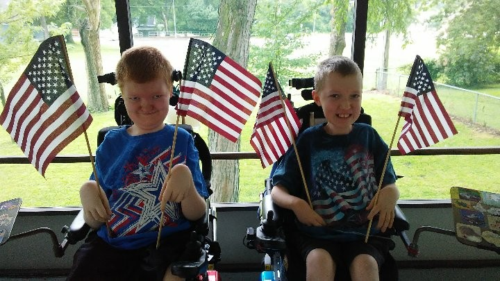 Wheelchair Accessible Home For Hunter And Cody Parkbench