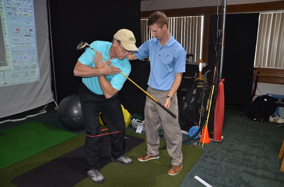 Sws Golf Academy In South Springfield Meet The Owner Pga Golf