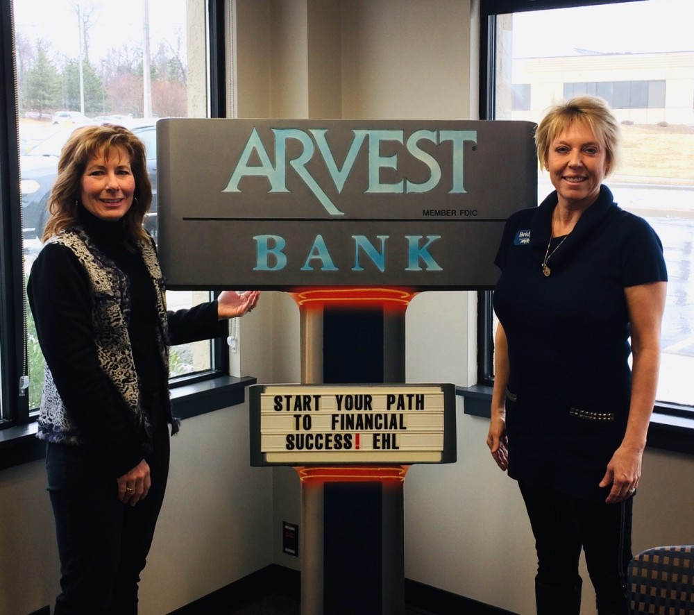 Arvest Bank in Kansas City, 64119, meet the Mortgage Lender Bridget