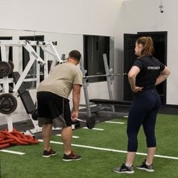 Meet the owners of kingdom of iron gym in bolton madison keaney