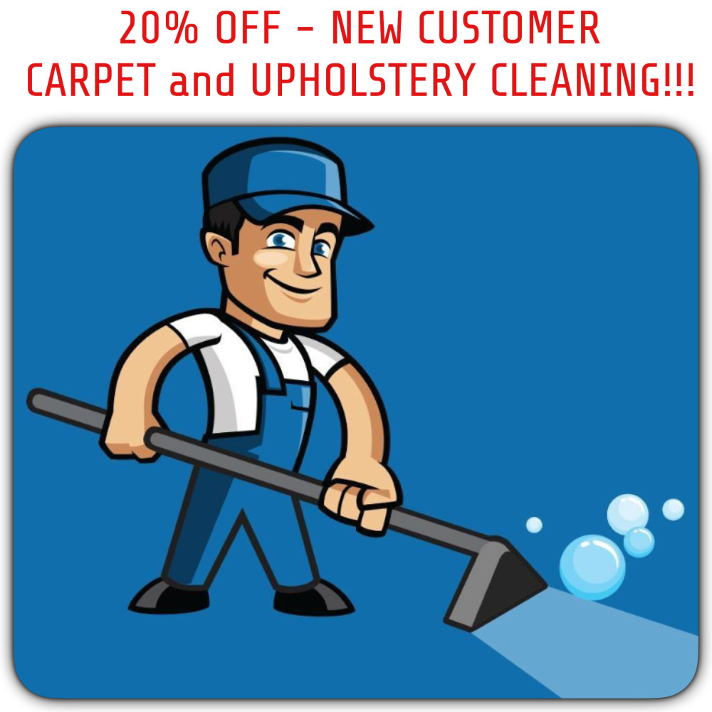 Coastal Carpet Cleaning Owners Craig LePain and Melissa ...