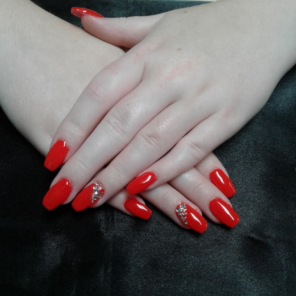 Nail Creations By Katherian Meet The Whitney Nail Technician And