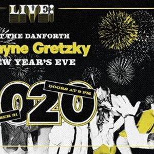 Dwayne Gretzky NYE 2020 - Parkbench
