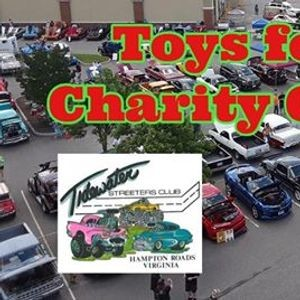 Tidewater Streeters Toys For Tots Car Show Parkbench - Toys for tots car show 2018