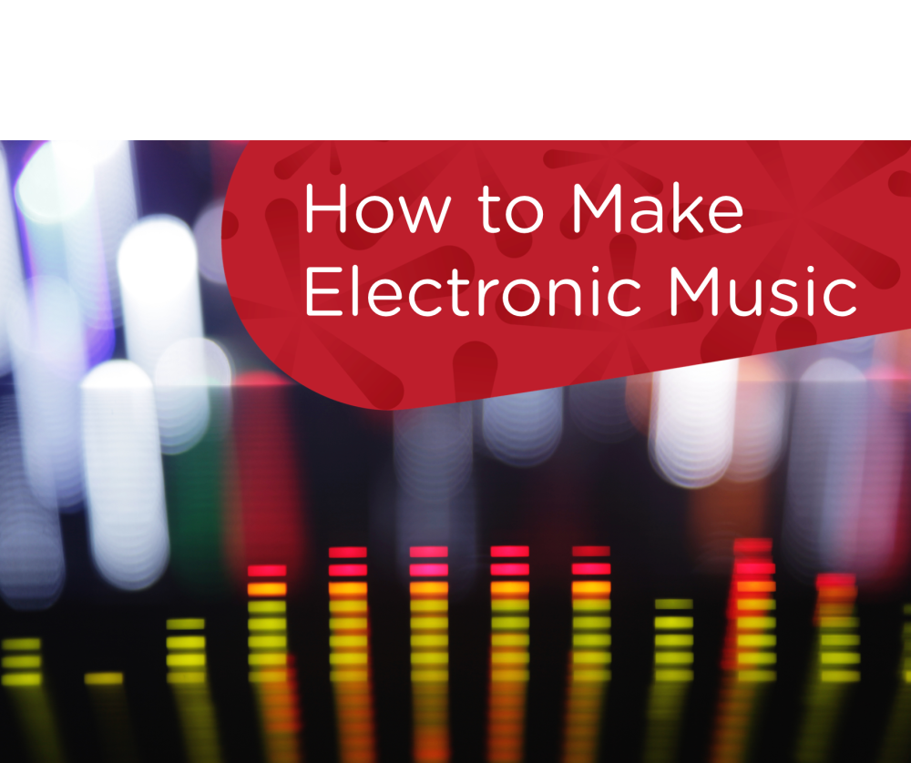 How To Make Electronic Music Parkbench