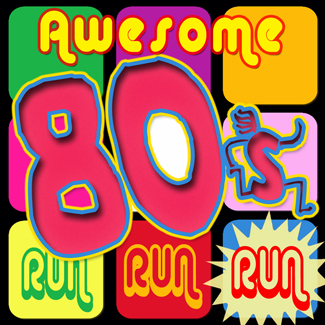 2015 Awesome 80s Run - San Diego