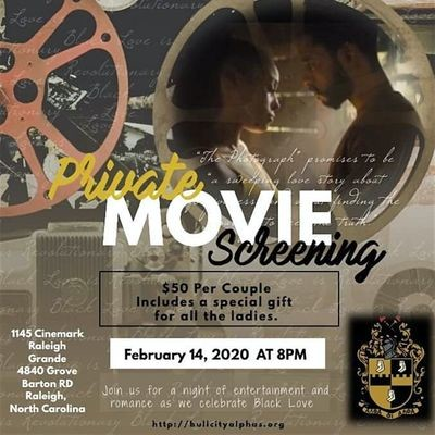 Bull City Alphas Present Date Night Triangle Private Movie Screening Parkbench Maximize your time in downtown raleigh. parkbench