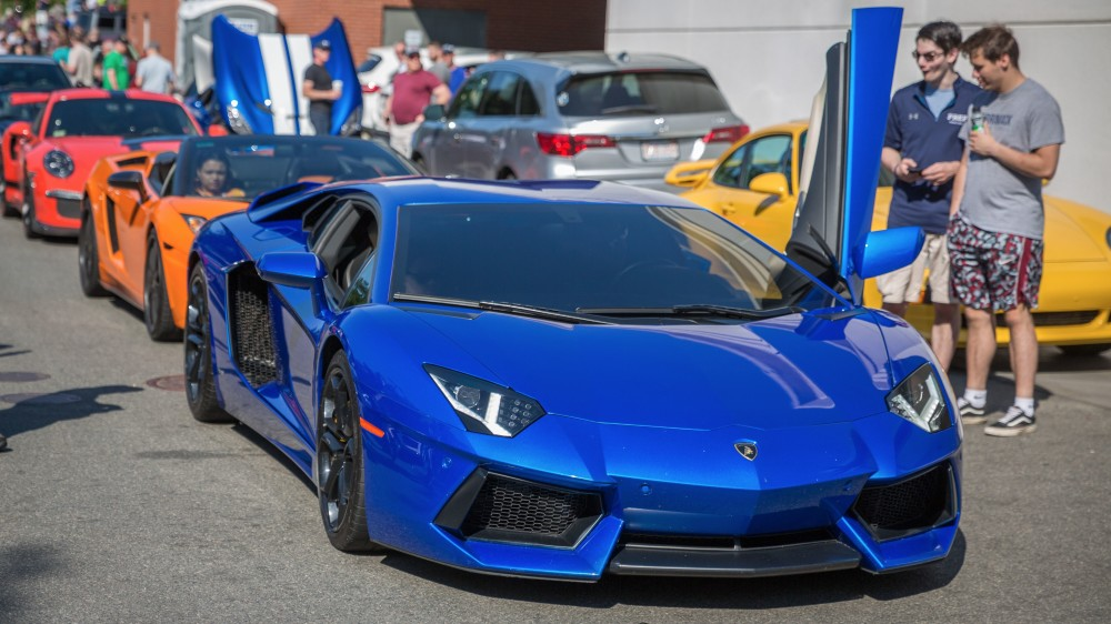 Herb Chambers Westborough >> Cars And Coffee At Herb Chambers Ford Of Westborough Parkbench