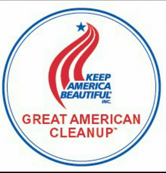 the great american clean up During the great american cleanup of pa, which is from march 1st to may 31st, registered events can get free cleanup supplies such as bags, gloves and vests donated by penndot, the department of environmental protection, and keep america beautiful.