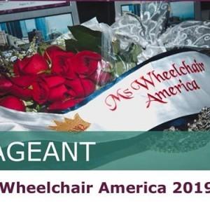 Ms Wheelchair America 2019 Parkbench