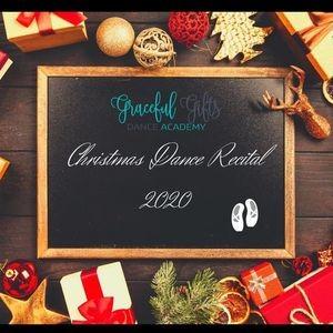 Christmas Dance Recital 2020 Parkbench
