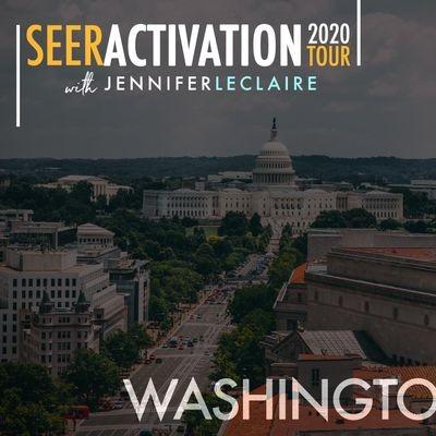 Seer Activation 2020 Tour Washington D C Parkbench