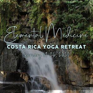 Elemental Medicine Costa Rica Yoga Retreat Parkbench