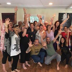 January One Day Kali Natha Yoga Retreat At Kashi Ashram Parkbench
