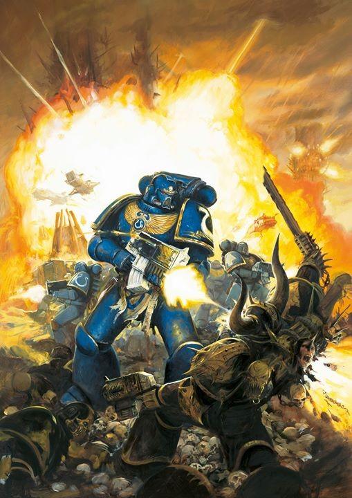 Warhammer 40k codex 7th fandeluxe Gallery