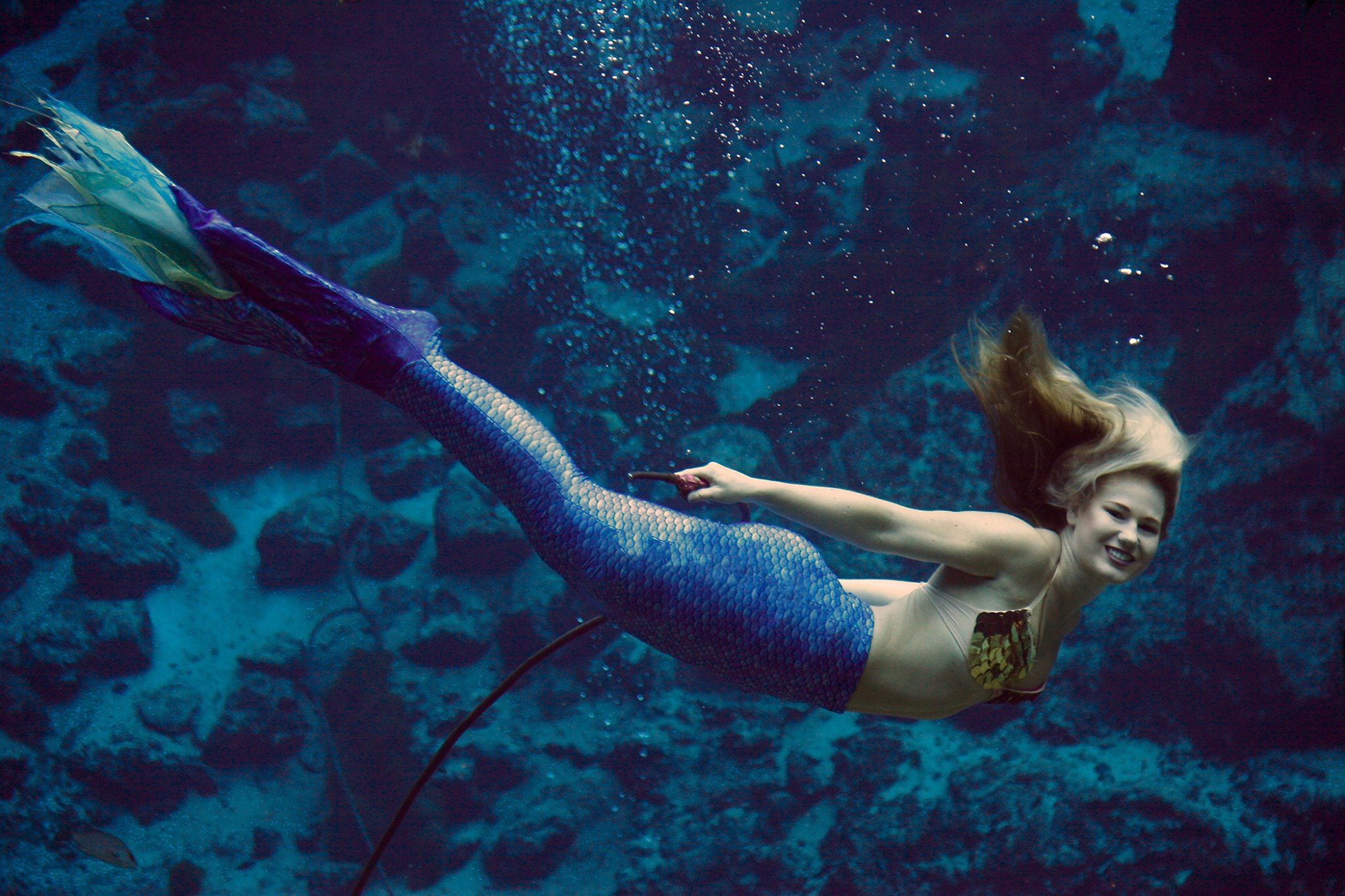 mermaids exists Mermaids exist in some form of myth or legend in almost every area of the world the most well known modern mermaid is most likely disney's version of the hans christian andersen creation.