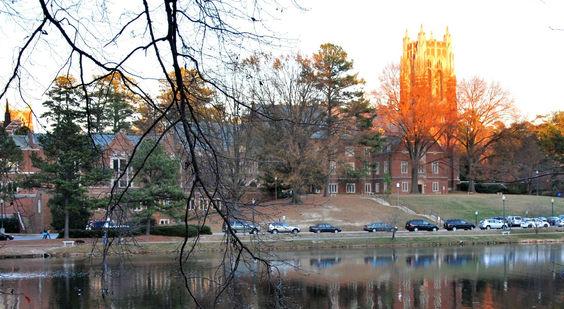 sunrise pictures at university of richmond - HD 1909×1048