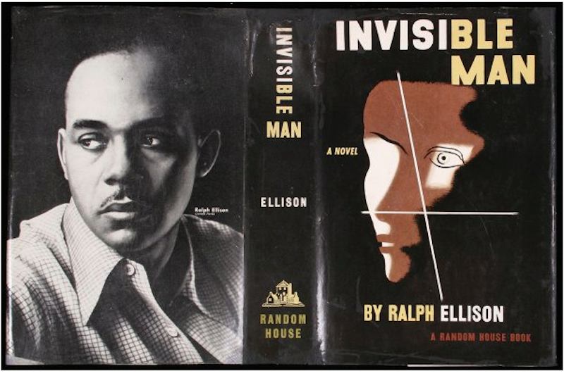 ralph ellisons invisible man Invisible man by ralph ellison a readable copy all pages are intact, and the cover is intact pages can include considerable notes-in pen or highlighter-but the notes cannot obscure the text.