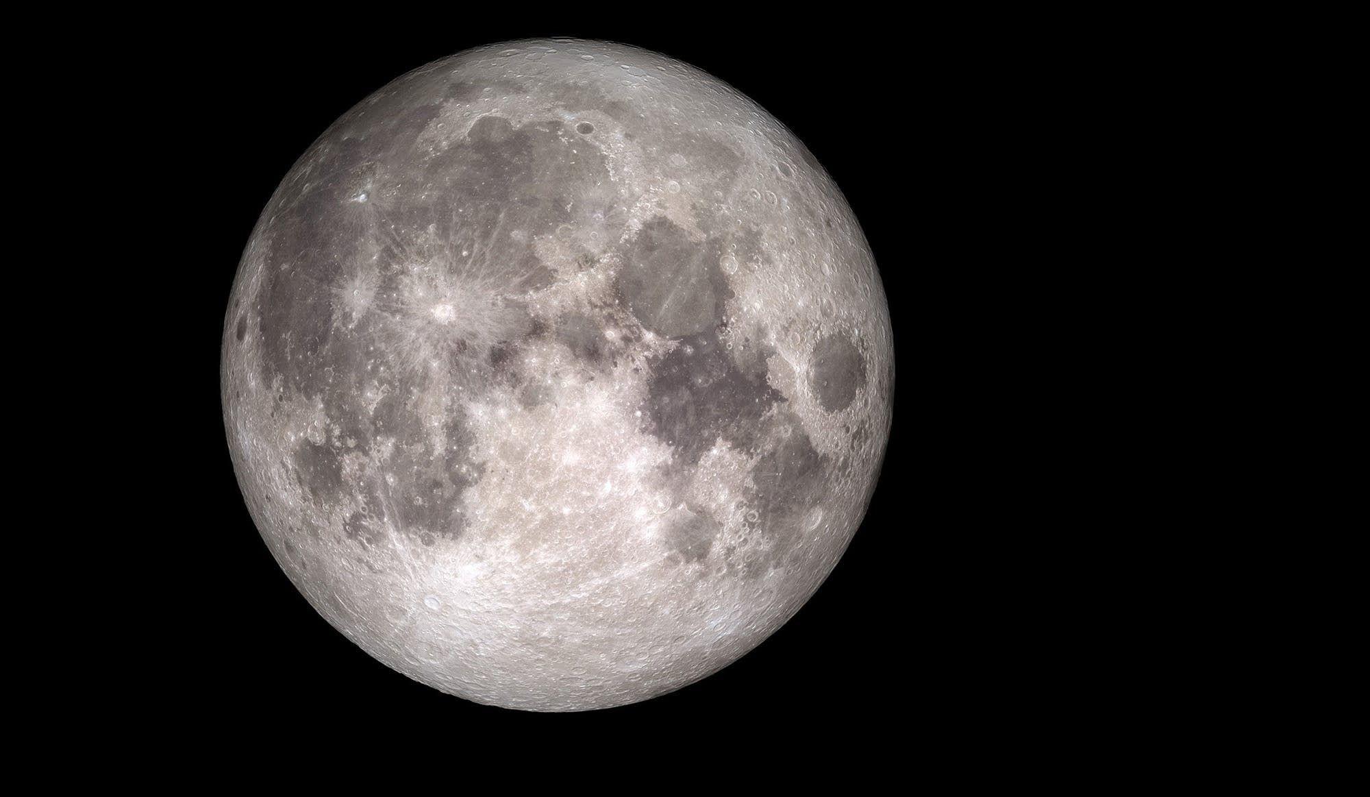 Full Moon Calendar - When Is The Next Full Moon?