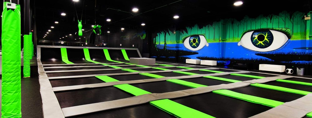 Take The Family To Quantum Leap Sports Open Jump Obstacle Course Slapeze And Much More Have A Summer Birthday Coming Up