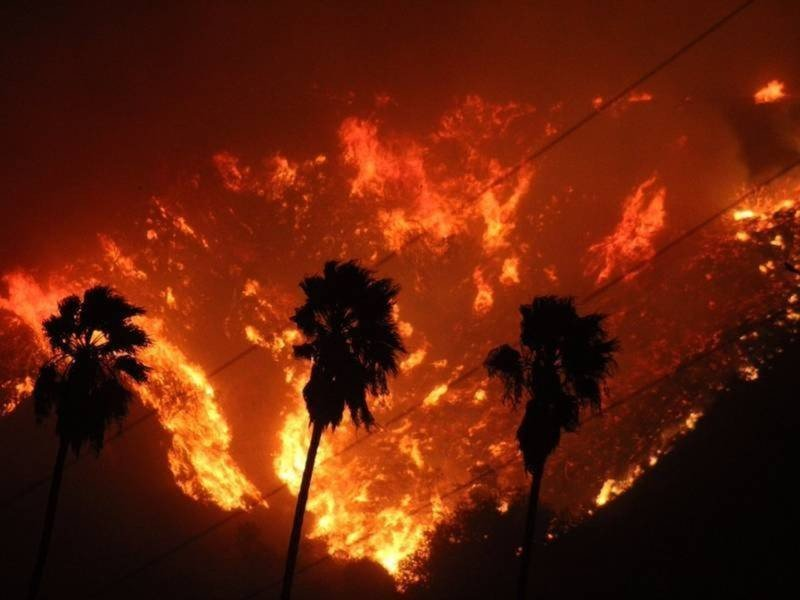 a history of the malibu wildfires in california California history, culture haunted by wildfires dan though california wildfires make worldwide news as a mountain ridge toward the town of malibu.
