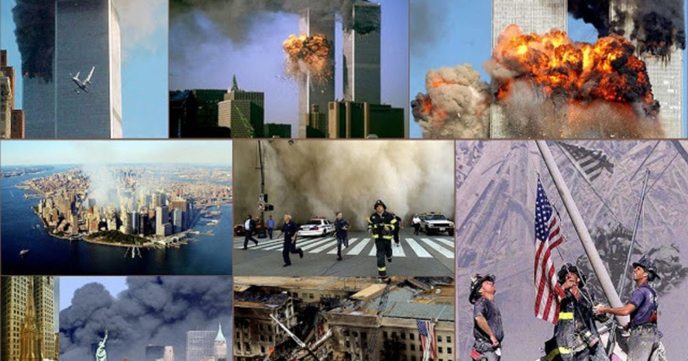 the portrayal of september 11 bombing in america blue painting September 11, 2001 is the point that most americans see as the beginning of the new century that day took everything americans had known beforehand and redefined it, setting the country on a tumultuous course seventeen years later, the tragedy of that day is still being reconciled the effects of.