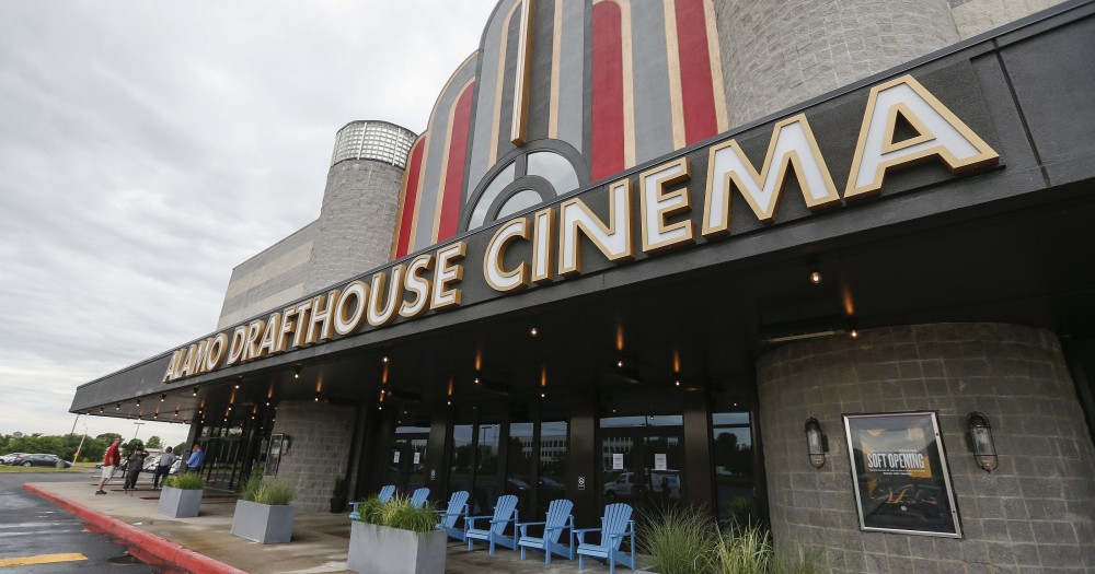 Could Alamo Drafthouse Come To The Asheville Mall Parkbench